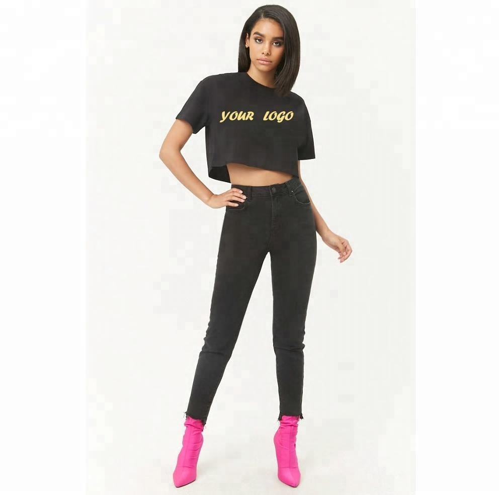 2019 Fashion Crop Top Women White Cami Ladies Tracksuit Tank Tops Pants Sport Wear Casual Suit Crop Top Tops Mujer-30 Comfortable Feel Women's Clothing