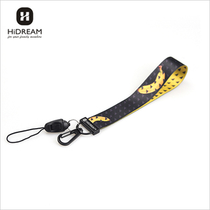 HiDREAM Banana digital lanyard printer creative id card badge holder