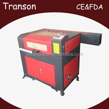 China Ts 4060 Cnc Co2 Laser Cutting Machine Coconut Shell