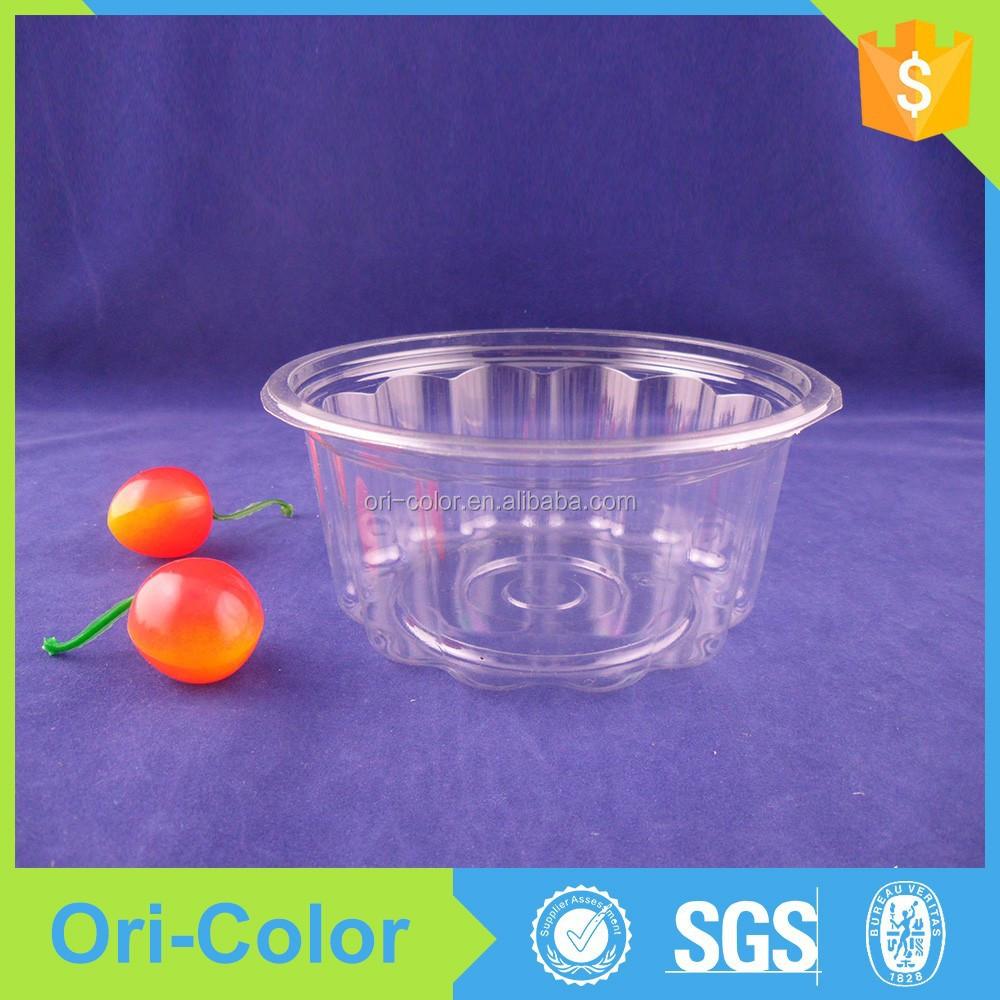 sealed plastic packaging