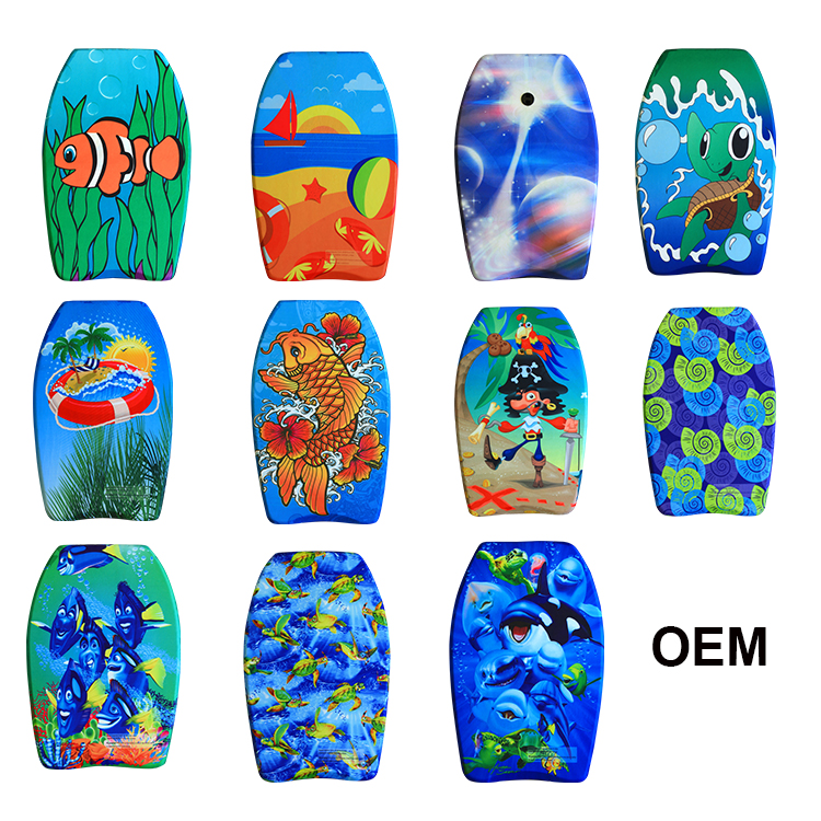 """New design outdoor China Wakeboard wholesale Water Sports bodyboards 26"""" eps body board for child"""
