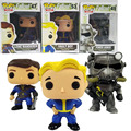 Funko Pop Fallout 4 Vault Boy 53 Lone Wanderer Poer Armor Game Action Figure PVC Collection