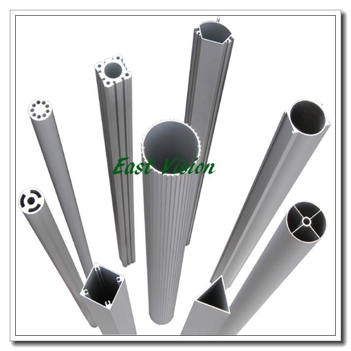 Colorido tubo aluminio anodizado tubo 16mm 18mm 100mm 2a12 - Tubo de aluminio ...