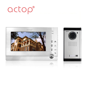 OEM service video door phone gate intercom systems for home