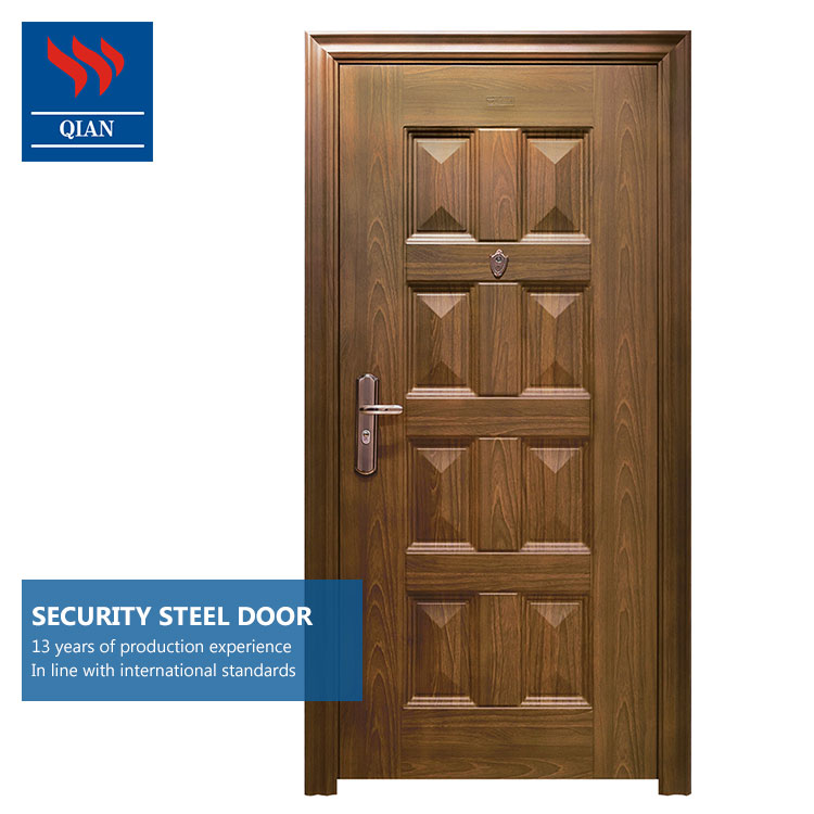 price stainless steel safety interior door design high security exterior front doors for homes