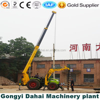 New type automatic Hydraulic Soil Digging machine For Sale