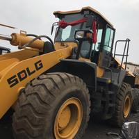 Low price Used SD L956F Whee Loader 5ton Wheel loader SDLG LG956F LG956L LG956 956