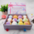 New custom private label luxury package organic and colorful bath bomb gift set