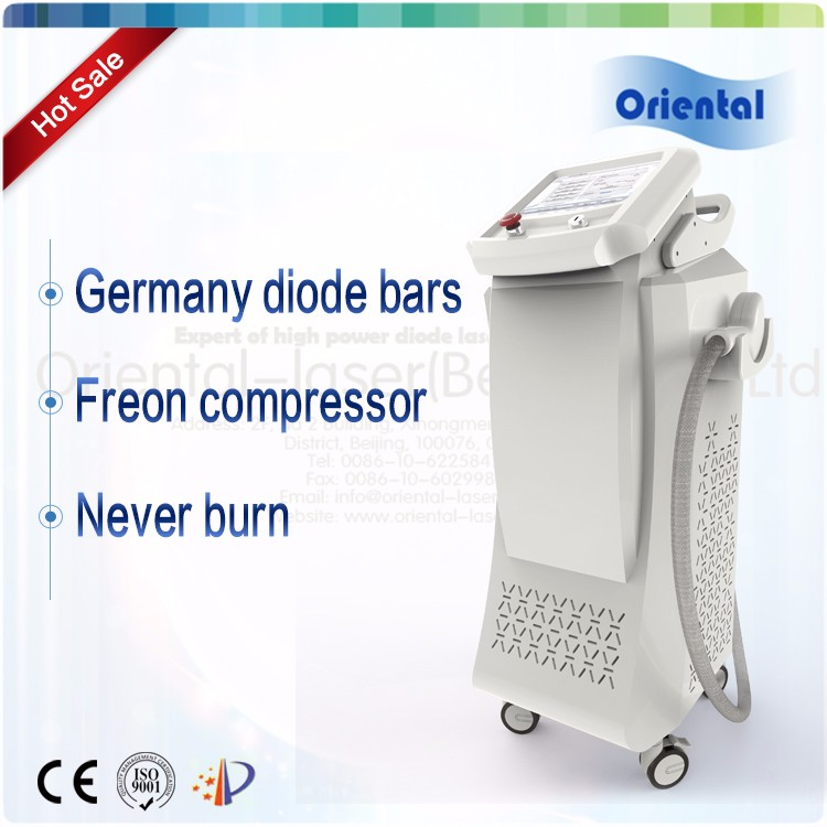 clients first permannent 808nm diode laser diodo portatil laser hair removal