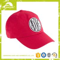 Plastic High quality cotton blank baseball caps bulk