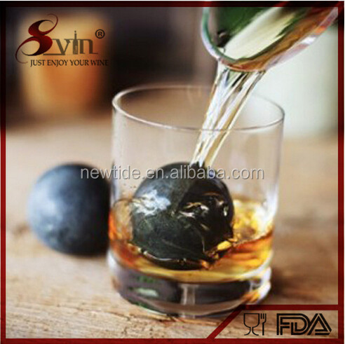 ice cubes FDA approved whisky stones big round shape ice cubes