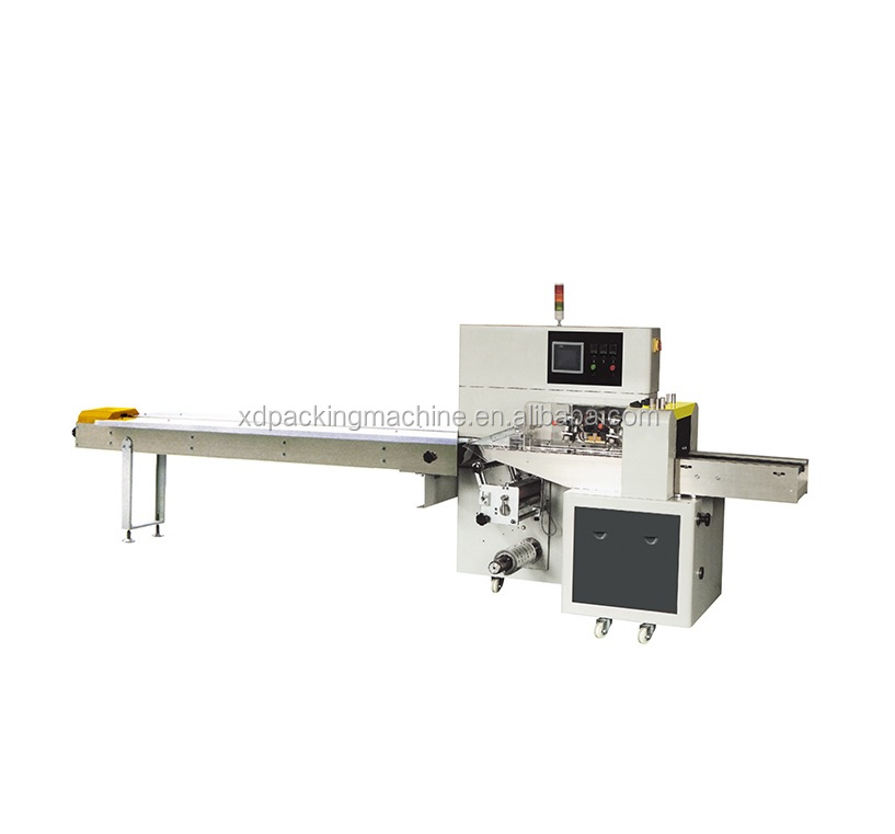 350XB Down-paper pillow packing machine