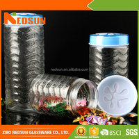 Ceramic Food Container with Lids 850ml,1150ml,1600ml glass candy jar