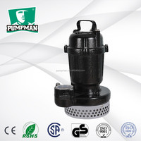 Pumpman 2 inchs outlet electric water pump price submersible pumps
