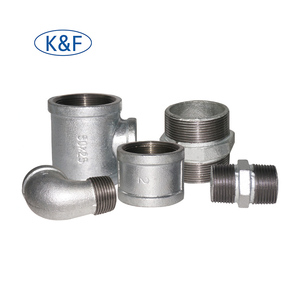 "ansi malleable iron pipe fitting1/4"" malleable cross for air tools auto conditioning fittings"