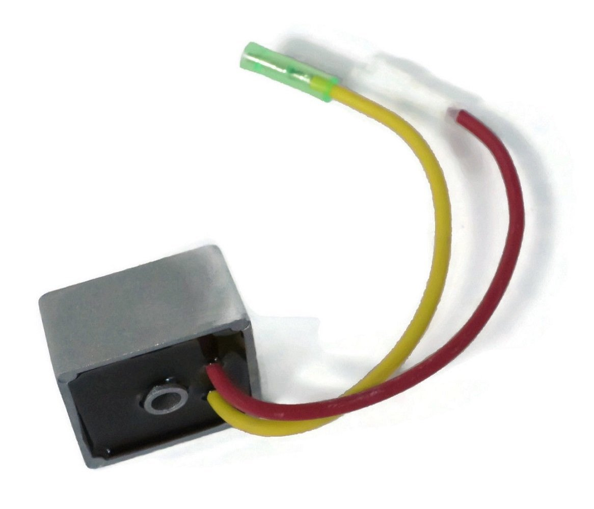 VOLTAGE REGULATOR Fits Briggs & Stratton Engine Models:31A607, 31A677, 31A707, 31A777 Small Engine & Lawn Mower Parts