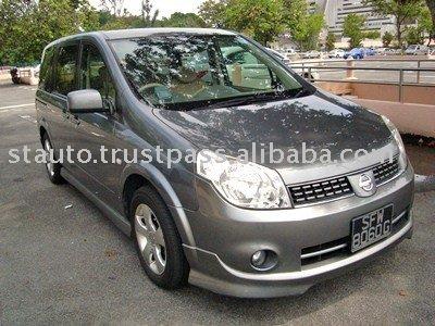 2005 Nissan Lafesta 20 Used Carsgrey Buy Automobilessecond Hand