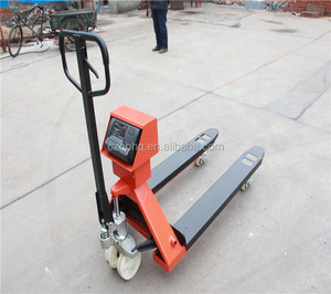 Digital lift truck scale1.5 ton 2 ton industrial pallet scales for weighing
