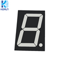 2.3 inch large size FND module high brightness 10 pins 2.3 inch 7 segments led display screen