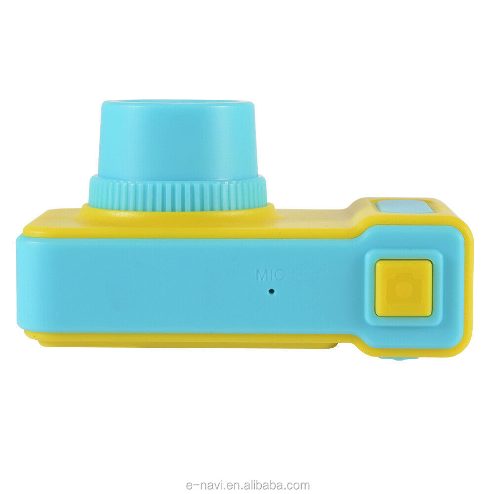 Children's Camera - Mini HD Fun Digital Camera Kids Kids Christmas Gift Toys