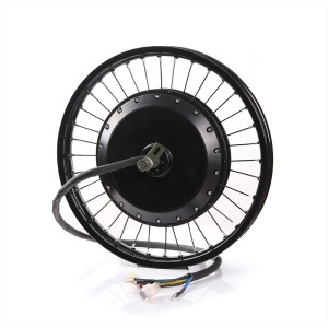 12kw-15kw Peak hub motor wheel QS V3 273 electric enduro Bike Motor Wheel with Tires