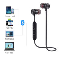 M5 Bluetooth Wireless Earphone Bluetooth headset Sports In Ear Magnetic Wireless Earbuds Earpiece With Mic For Mobile Phone
