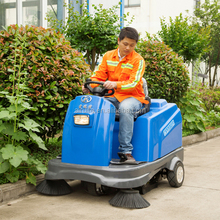 Ground sweeper with cheap price