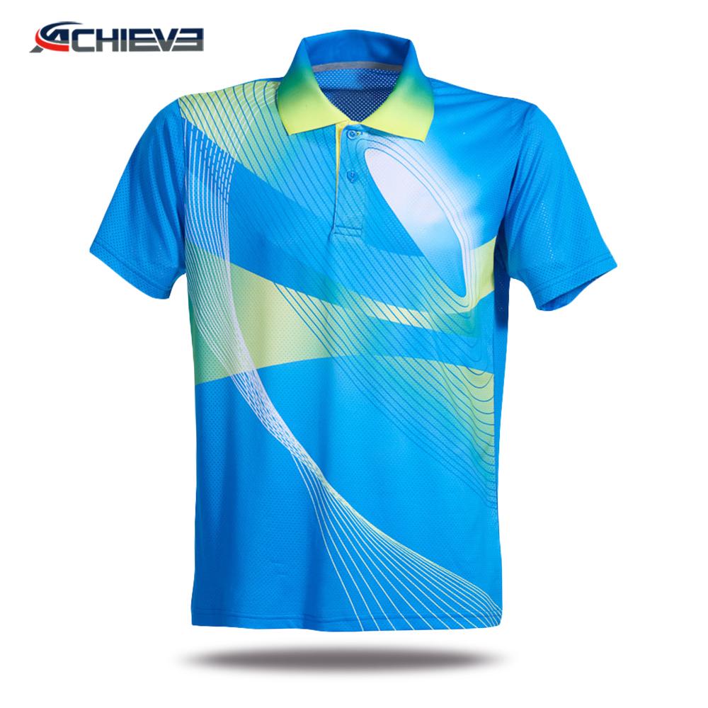 100 Polyester Polo Shirts Wholesale Custom Polo Shirt With Logo