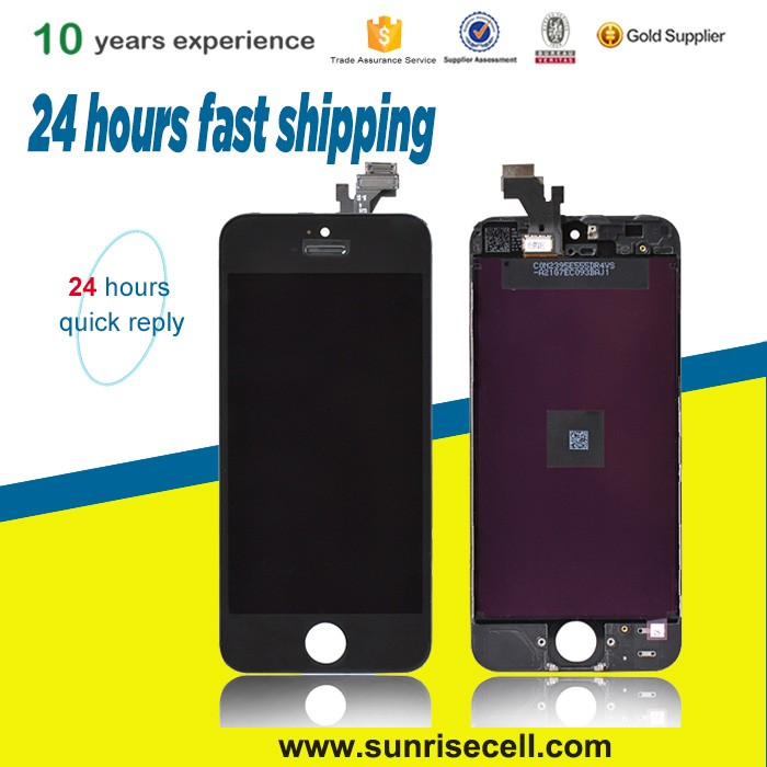 Original Replacment Parts For Lcd Iphone 5,For Iphone 5 Lcd with Digitizer Touch Screen