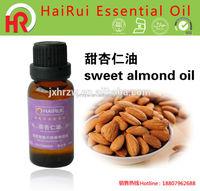 China Brand Amazon pure almond oil therapeutic grade