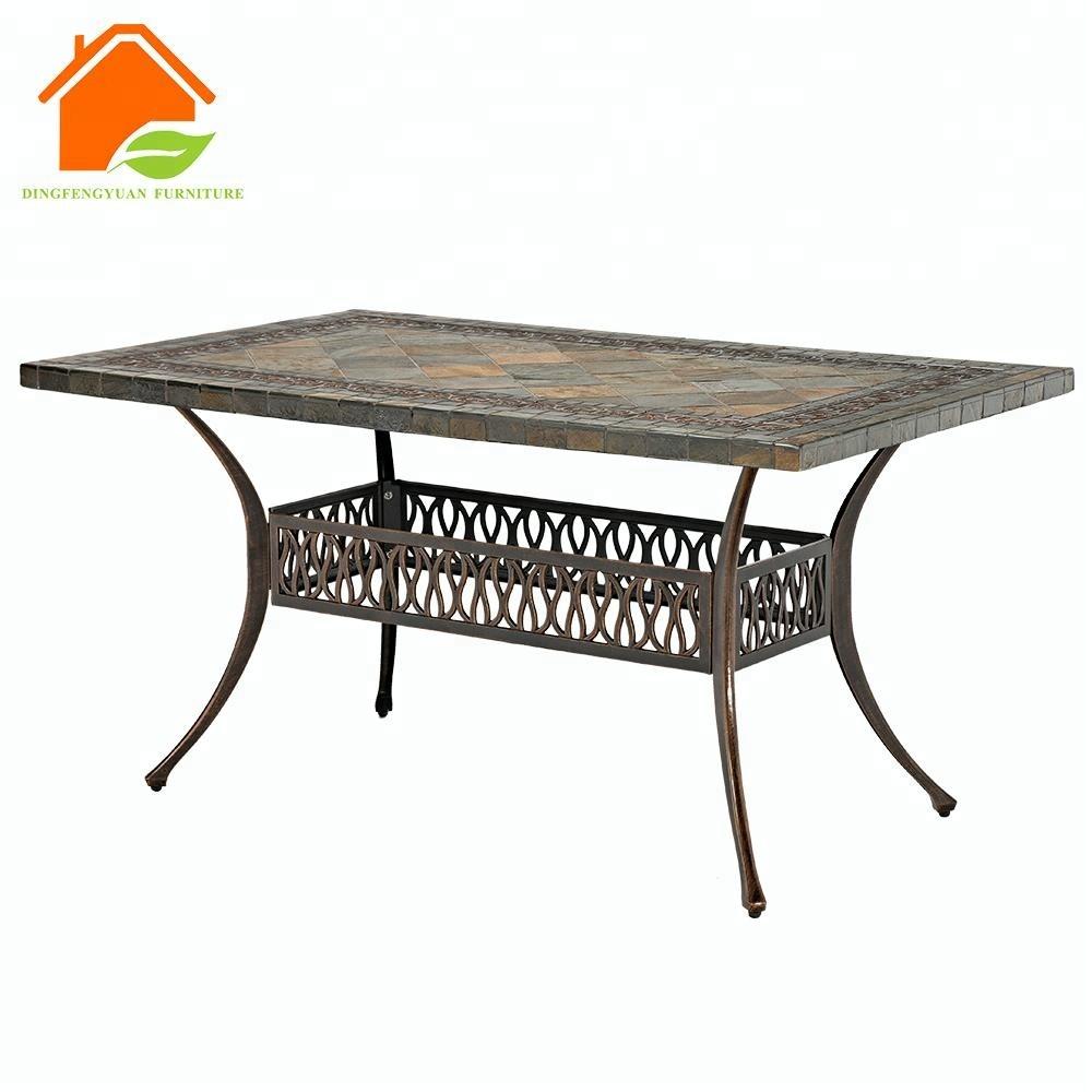 Ceramic Tile Top 3 Layer Outdoor Powder