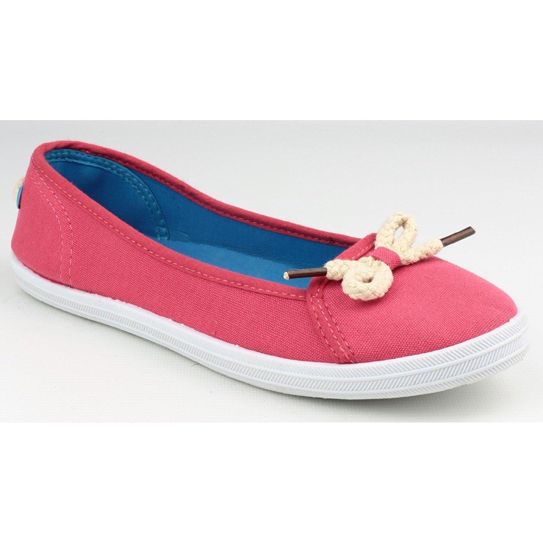 Dames Divaz Dentelle Winslet Rose-chaussure D'été Textile Souple iwSUjElULu