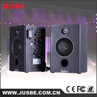 XL-510 Factory wholesale multimedia home theater / teaching / meeting 2.0 bluetooth speaker active speakers retro