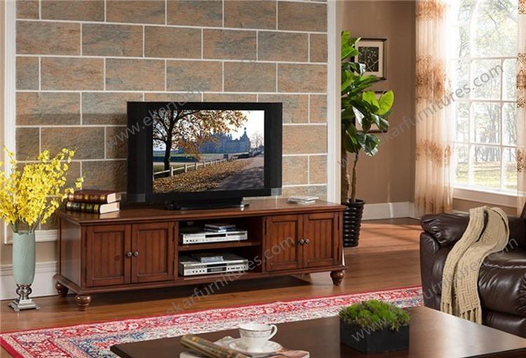 Led TV Stand Furniture Wooden TV Racks Designs