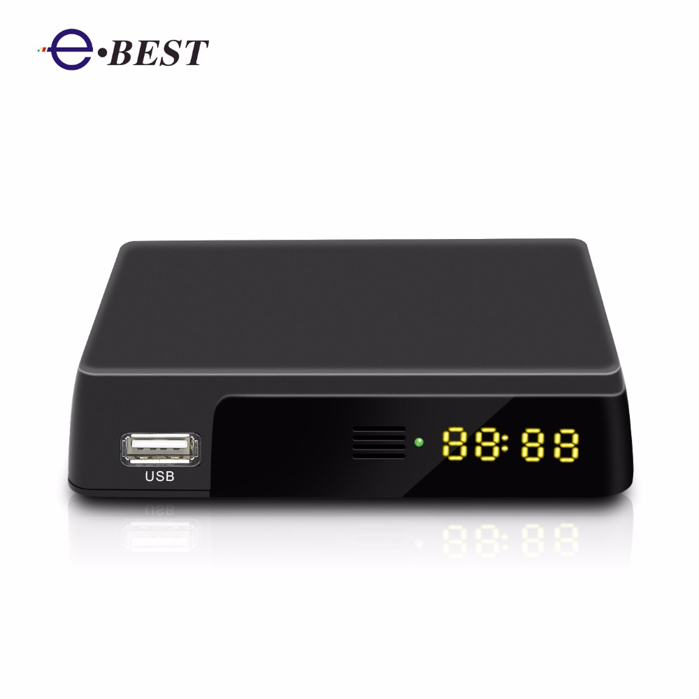 1080 P Usb digital tv converter box ISDB-T Tv Tuner DVB-T DVB-T2 TV receiver