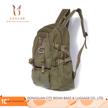Top grade bottom pricecustom wholesale mens canvas laptop backpack