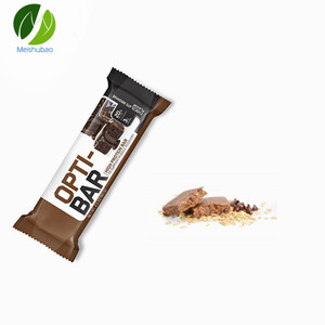 Snack baby cereal energy bars giving food with private label