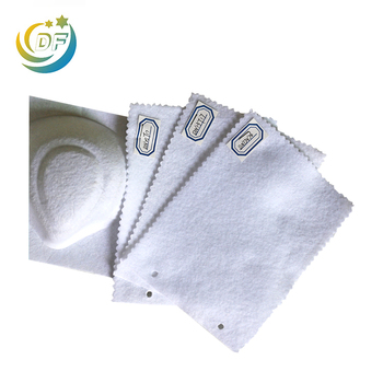 Fashion design reliable manufacturers needle punched polyester nonwoven fabric