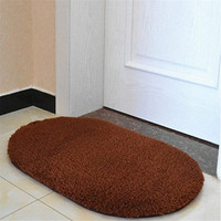 door entrance microfiber 100% polyester shaggy home area carpet rug