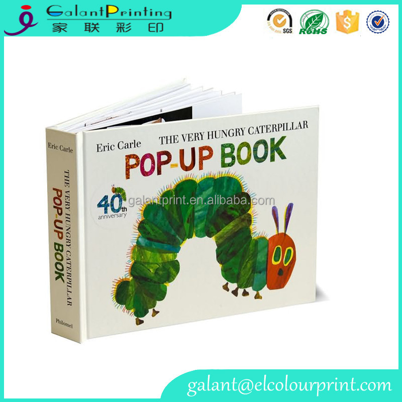 pop-up book,pop up children book printing,kids pop up book