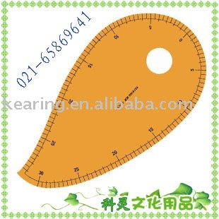 6460b French Curves Ruler Drawing Template - Buy French Curve Ruler ...