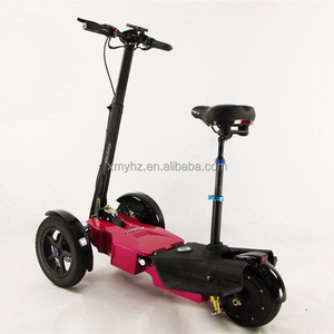 2018 hot sell 3 wheel reverse e trike for adult