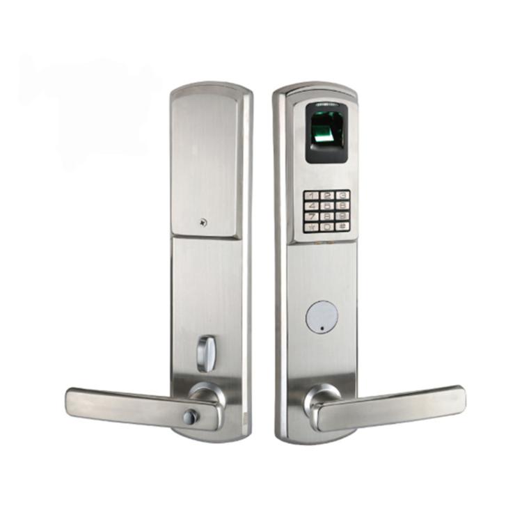New Design Smart Electronic Lock Safety Smart Bedroom Door Lock With Keyless Door Lock Oqtonion Company