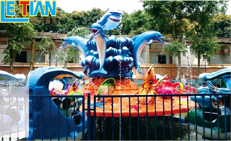 Large Amusement Park Ride Self Control Plane for kids Factory Price