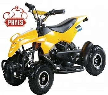 Phyes Kids Gas Powered Four Wheeler 4 Wheelers Atv Bike 50cc In