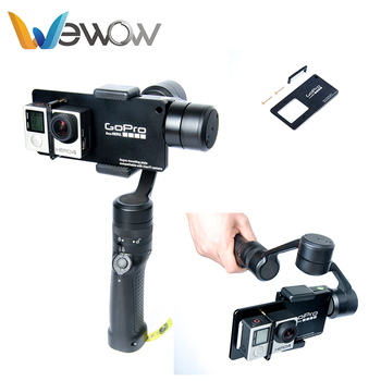 low priced 3bcc6 6591a Easy To Use Wewow 3-axis Ultra Steadycam Steadicam Handheld Brushless  Gimbal Stabilizer For Iphone 7 Plus 6 6s 5 5s - Buy 3-axis Camera  Gimbal,Gimbal ...