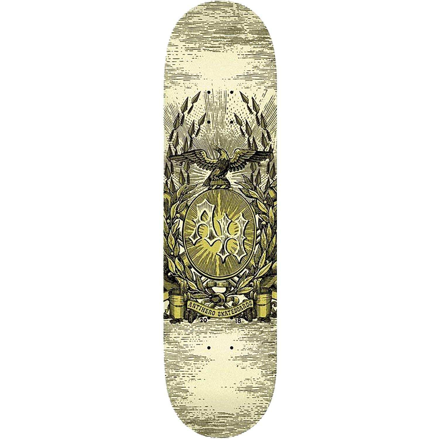 58a6a16648e Anti Hero Skateboards Regal Eagle Skateboard Deck - 8.28
