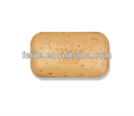 Latest design and good smell milk disposable bath soap with high quality