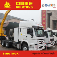 sinotruk used tractor unit for sale