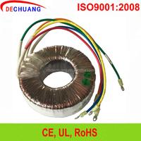 ul ce rohs toroidal transformer 220v 110v to 12v 24v transformer 1000w 2000w 3000w